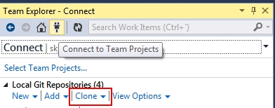 Git Visual Studio Repositorio Remoto 2