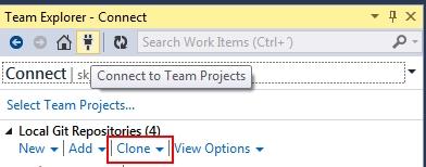 Git Visual Studio Repositorio Remoto 2