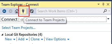 Git Visual Studio Repositorio Remoto