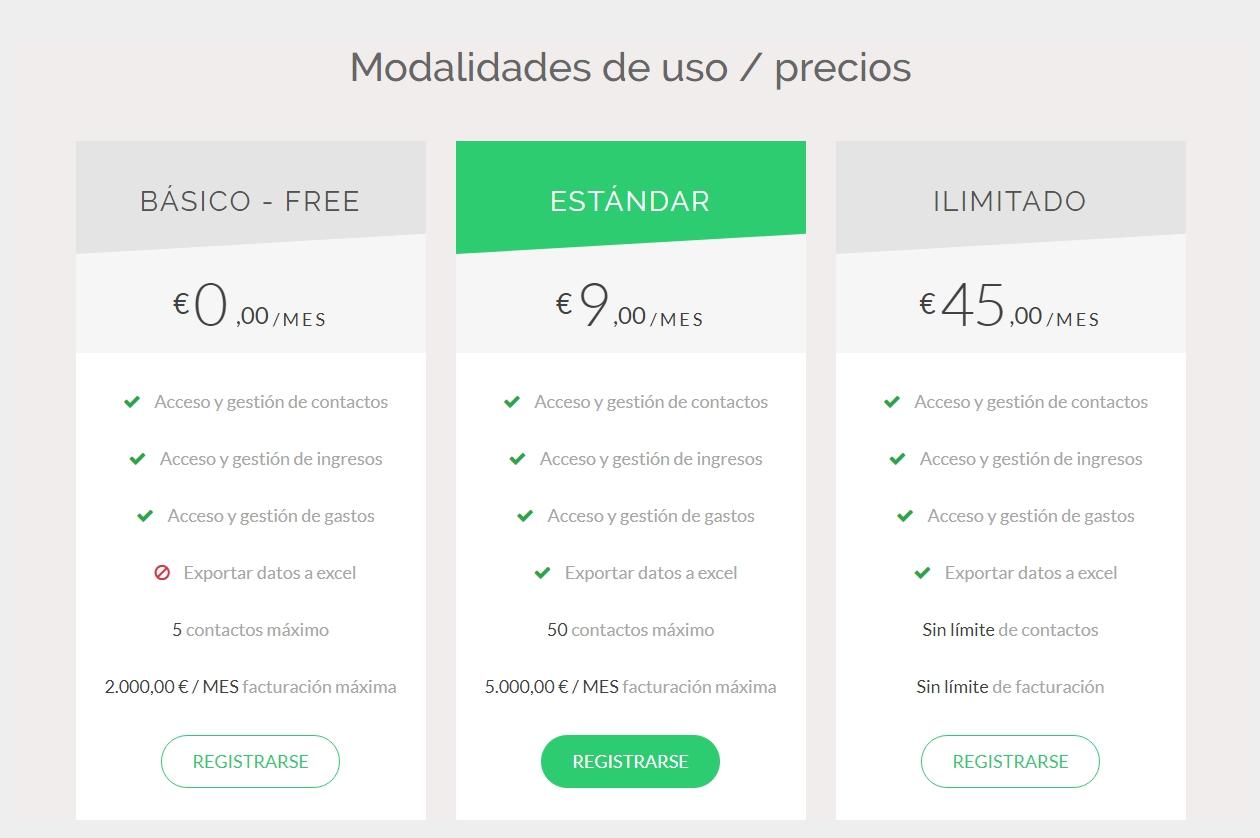 Software personalizado para StartUp